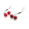 fashion cherry pendant