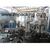 Monobloc beer filling machine