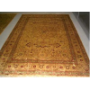 handmade silk carpet