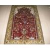 art silk rug