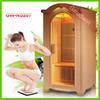 Dry infrared sauna