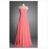 Fashion High Quality Fold Chiffon drill Evening Dresses