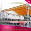 outdoor display stand lift dj bar wedding booth roof truss