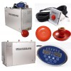 9kw Steam room steamers for home and commercial use
