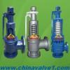 Spring Loaded Pressure Full Lift Safety Valve