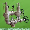 Quick Crossover Safety valve,Relief Valve