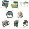 wood or bamboo toothpick making machine line