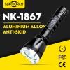 CREE XP-E LED Handheld Rechargeable LED Flashlight (NK-1867)