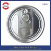 307 aluminum easy open end for food canning